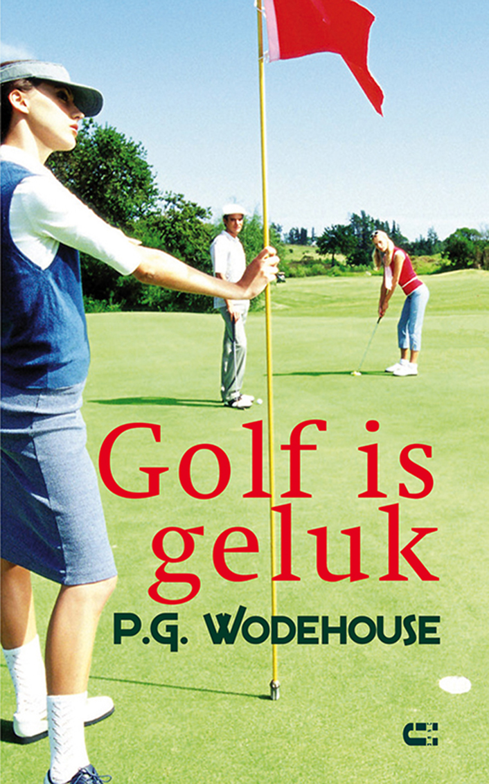 Golf is geluk P.G. Wodehouse
